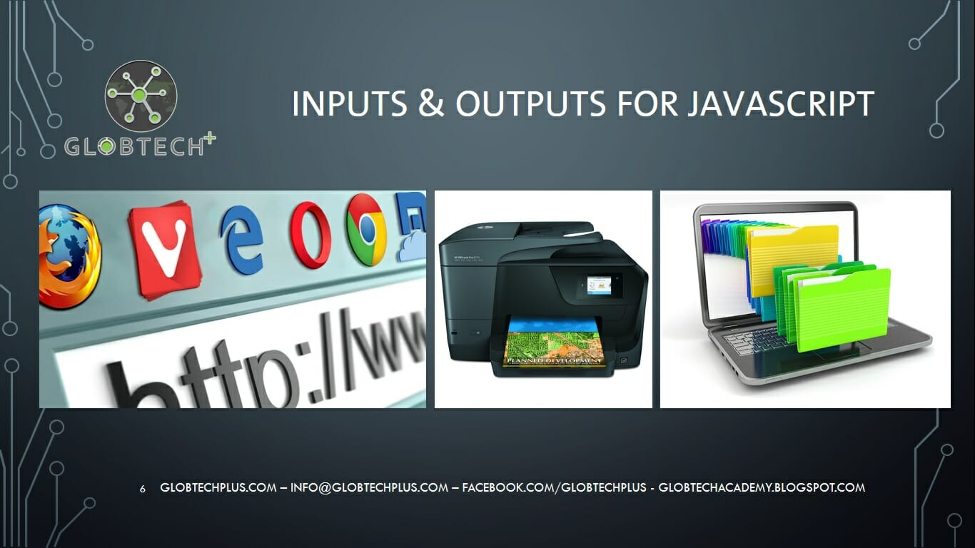 Requesting Input - JavaScript - الدرس الخامس - تعيلم البرمجة من الصفر - دورة مبادئ وأسس البرمجة